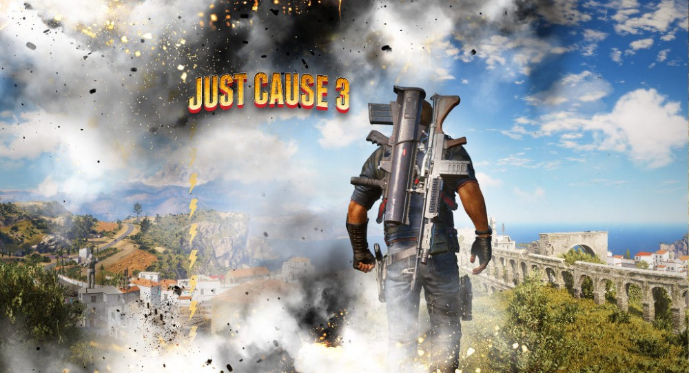 Download Just Cause PC